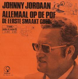 Johnny Jordaan - Allemaal op de pof