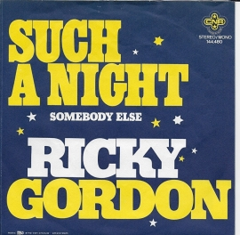 Ricky Gordon - Such a night