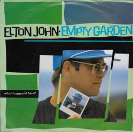 Elton John - Empty garden