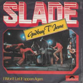 Slade - Gudbuy t' Jane (Duitse uitgave)