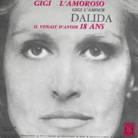 Dalida - Gigi L'amoroso (Belgium edition)