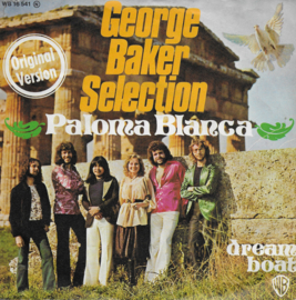 George Baker Selection - Paloma blanca (Duitse uitgave)