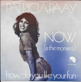 Patricia Paay - Now (is the moment)