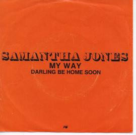 Samantha Jones - My way