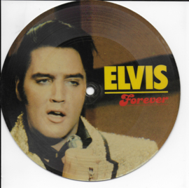 Elvis Presley - I love you because (picture flexi-disc)