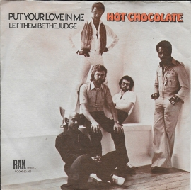 Hot Chocolate - Put your love in me