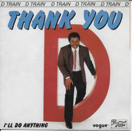 D-Train - Thank you