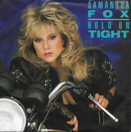 Samantha Fox - Hold on tight (Duitse uitgave)