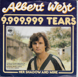 Albert West - 9.999.999 tears