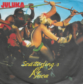 Juluka - Scatterlings of Africa (Duitse uitgave)