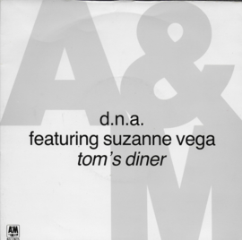 DNA feat. Suzanne Vega - Tom's diner (English edition)