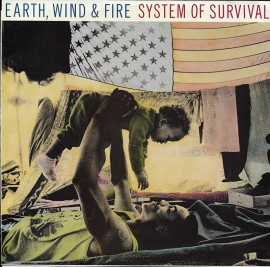 Earth Wind & Fire - System of survival