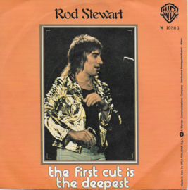 Rod Stewart - The first cut is the deepest (Italiaanse uitgave)