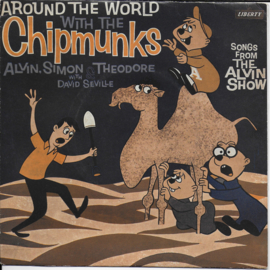 David Seville and The Chipmunks - Around the world with The Chipmunks
