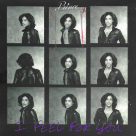 Prince - I feel for you (Amerikaanse uitgave, limited edition paars vinyl)