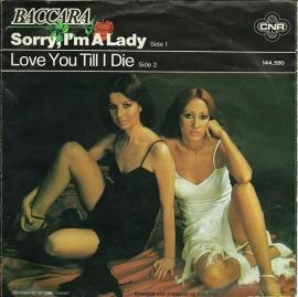 Baccara - Sorry, i'm a lady