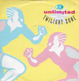 2 Unlimited - Twilight zone (Engelse uitgave)