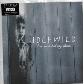 Idlewild - Live in a hiding place (Limited edition 2044)