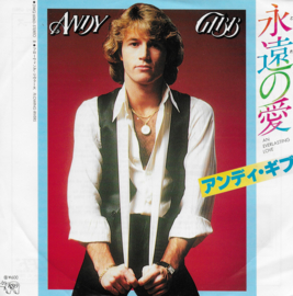 Andy Gibb - An everlasting love (Japanse uitgave)