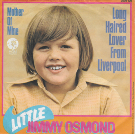 Little Jimmy Osmond - Long haired lover from Liverpool
