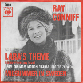 Ray Conniff - Lara's theme (somewhere, my love)