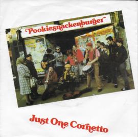 Pookiesnackenburger - Just one cornetto