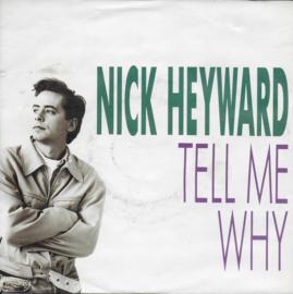 Nick Heyward - Tell me why