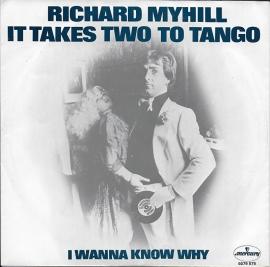 Richard Myhill - It takes two to tango