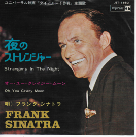 Frank Sinatra - Strangers in the night (Japanse uitgave)