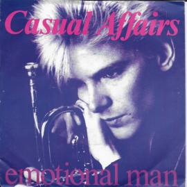 Casual Affairs - Emotional man