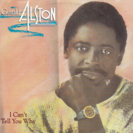 Gerald Alston - I can't tell you why