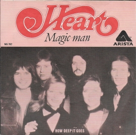 Heart - Magic man