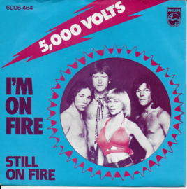 5,000 Volts - I'm on fire