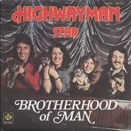 Brotherhood of Man - Highwayman
