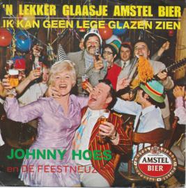 Johnny Hoes en De Feestneuzen - 'n lekker glaasje Amstel bier