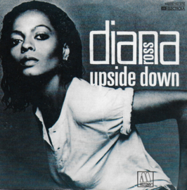 Diana Ross - Upside down (German edition)