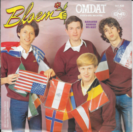 Bloem - Omdat (parce que, because)