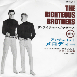 Righteous Brothers - Unchained melody (Japanse uitgave)
