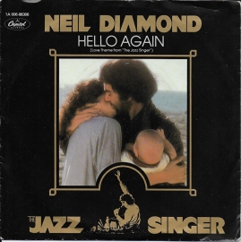 "Neil Diamond - Hello again (love theme from ""The Jazz Singer"")"