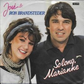 Jose & Ron Brandsteder - So long, Marianne