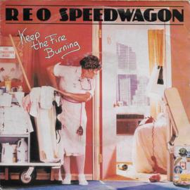REO Speedwagon - Keep the fire burning