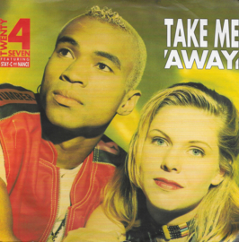 Twenty 4 Seven feat. Stay-C and Nance - Take me away (Duitse uitgave)