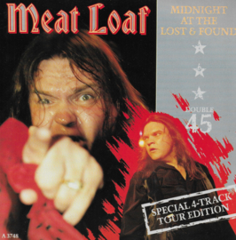 Meat Loaf - Midnight at the lost and found (Engelse uitgave)