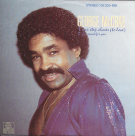 George McCrae - One step closer (to love)