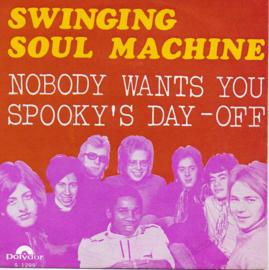 Swinging Soul Machine - Spooky's day-off