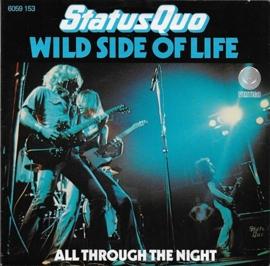 Status Quo - Wilde side of life