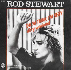 Rod Stewart - Da ya think i'm sexy (Belgium edition)