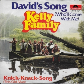 Kelly Family - David's song (who'll come with me)