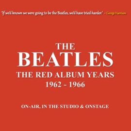 """Beatles - The Red Album Years 1962-1966 (Limited 10"""" dubbel vinyl)"""