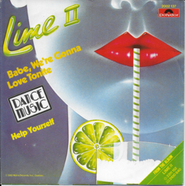 Lime - Babe, we're gonna love tonite